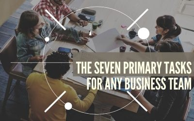 The Seven Primary Tasks For Any Kern County Business Team